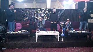 Açıq nəyin var 2015 (Rəşad, Pərviz, Rüfət, Vüqar, Balaəli, Orxan) Meyxana M&M Tea House