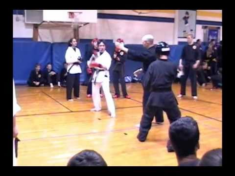 Isshinryu Karate - 2002 CMAWNY Tournament Image 1