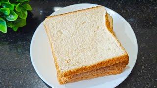 1 minute easy snacks recipe/evening snacks/lockdown recipes/bread recipes/No bread toast recipe.