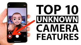 iPhone Xs Max Camera: Top 10 Unknown Features!
