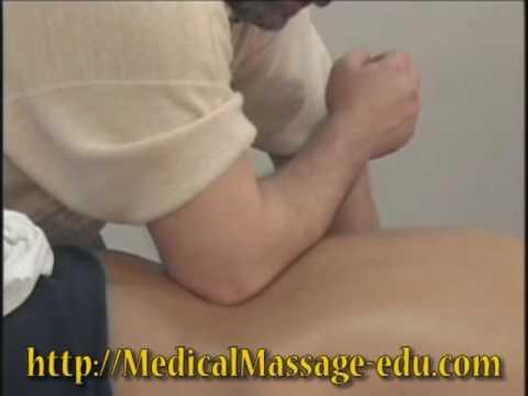 Deep Tissue Massage  By Boris Prilutsky Lesson 1 Part 2