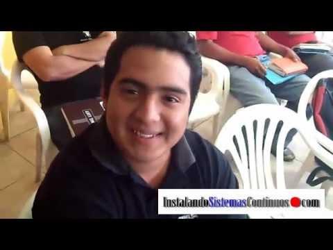 Testimonio Ismael Como Instalar Sistema Continuo Canon MX371 MG2120 MG2110