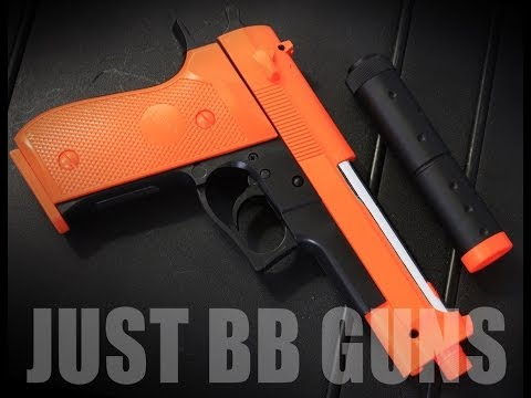 NEW M22 SPRING BB PISTOL