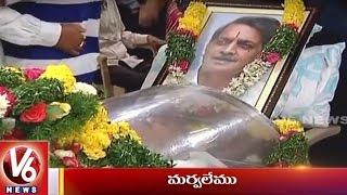 9PM Headlines | Vidyasagar Passes Away | Mirchi War | Walmart Signs MoU With Telangana