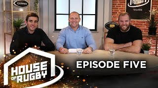 James Haskell & Mike Tindall on England vs All Blacks, Ireland, & rugby in Japan | House of Rugby #5