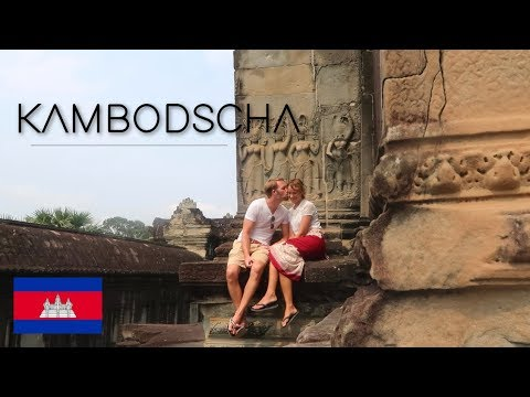 Unsere Reise durch Kambodscha. Reisen, neue Mitarbeiter einstellen, Krankenhaus.
