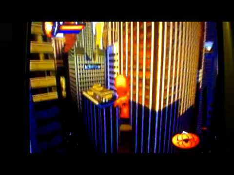 Spider-Man: The Movie Video Game Cheats
