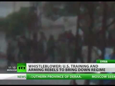 Síria sitiada # US training and arming rebels # Syria under siege (English)