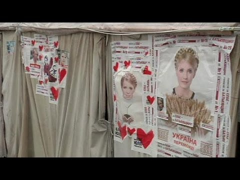 Supporters call for pardon after ruling on jailing Ukraine's Tymoshenko
