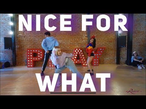 """""""Nice For What"""" Rumer Noel Choreo @DRAKE"""