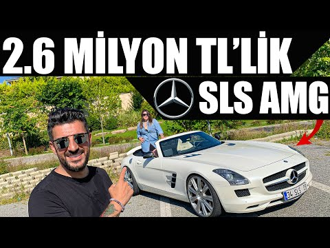 2,6 Milyon TL'lik Mercedes   Hilal Aysal İle Kullandık