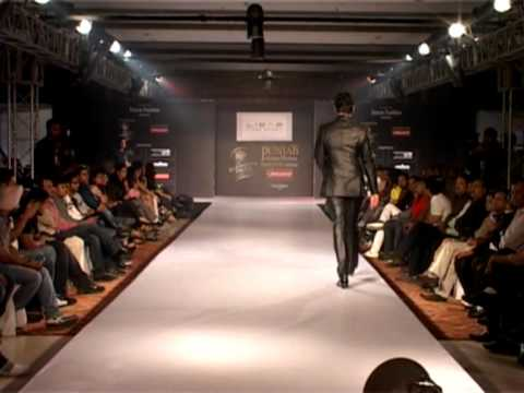 BLENDERS PRIDE PUNJAB INTERNATIONAL FASHION WEEK SEASON 2/ RIYAZ GANGJI SHOW