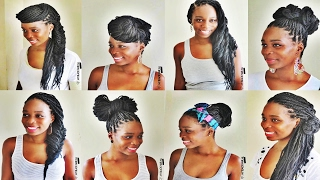 Wow Really Awesome Latest Braids Hairstyles for African American Women 2016