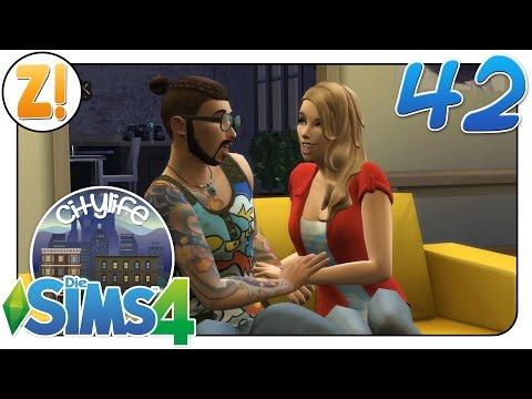 Sims 4 [Citylife Challenge]: Frühlingsgefühle #42 | Let's Play [DEUTSCH]