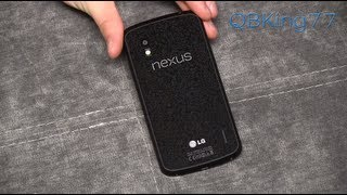 Google Nexus 4 Review - Part 1