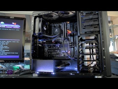 New AMD 6-Core FX 6350 CPU + Rosewill Silent Strike Gaming Build!