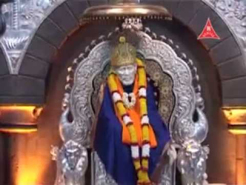 sri sai mantra by suresh wadkar album shirdichya shri sai mandiratil...