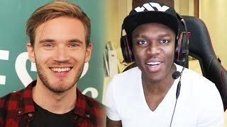 PewDiePie vs KSI FIGHT! YouTuber LEAKS His $$, ProGamerJay & Leafy STRIKED! Pyrocynical Suspended