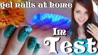 [Im Test] Essence gel nails at home ♦ Gelnägel selber machen