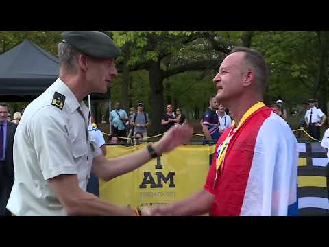 Invictus Games 2017 | Team Captain Edwin de Wolf