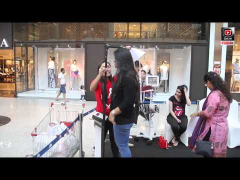 KHUH Go Red Campaign at Bahrain City Center