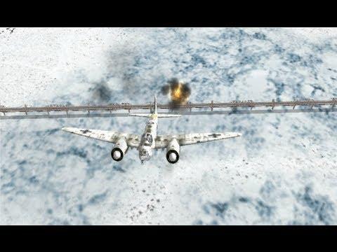 Let's Play IL-2 Sturmovik - JU-88's Over Murmansk - Part 4