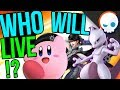 Smash Ultimate: Who ELSE Could SURVIVE? | Gnoggin - World of Light Theory