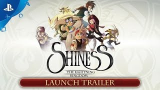Shiness - Launch Trailer | PS4