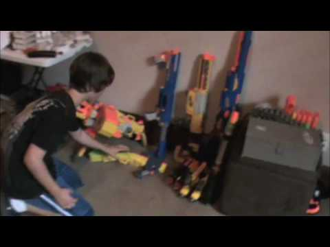 Nerf War-Sector 2 (Part 1)