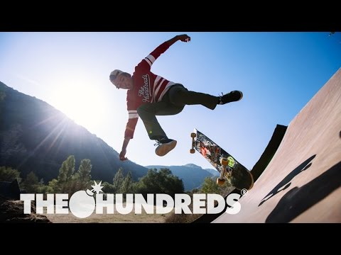 THE HUNDREDS SKATEBOARDING :: SCV