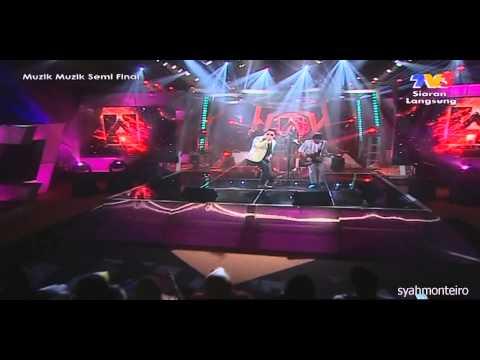 Hyper Act-Hanya Aku (Semifinal Muzik Muzik 28)