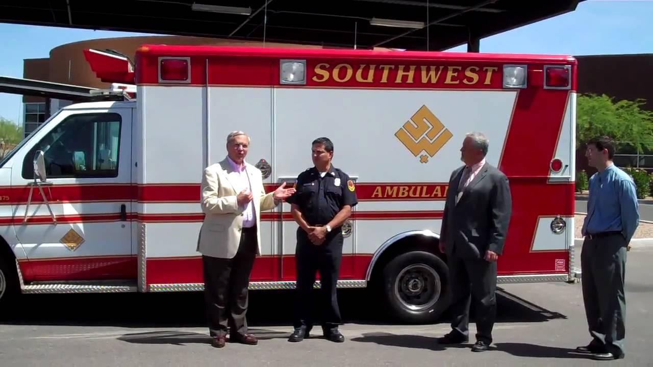 Southwest Ambulance Salt Lake City