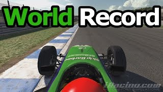 iRacing | Skip Barber | Twinring Motegi | World Record