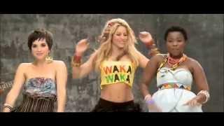 Waka Waka (Esto es África) - Rumbo al Certificado VEVO (Comercial)