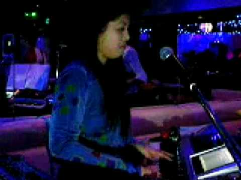 Nikkei-Brasilian Band-Rellance in Live Performance at White Room Lounge bar in Roppongi