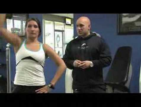 Kettlebell Clean and Press with Cory Gilday Image 1