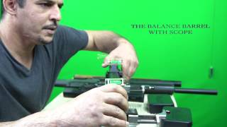 The Balance Barrel With Scope