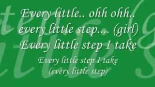 download lagu Every Little Step - Play Ft Aaron Carter gratis