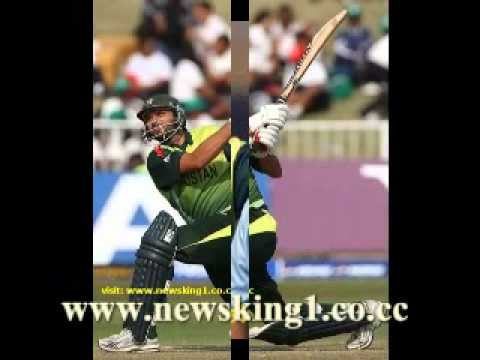 Shahid Afridi Fastest Century video