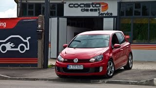 VW GOLF MK6 GTI 2.0 TSI TRANSMISSION REPAIR - Reparatie cutie viteze VW Golf 6 GTI