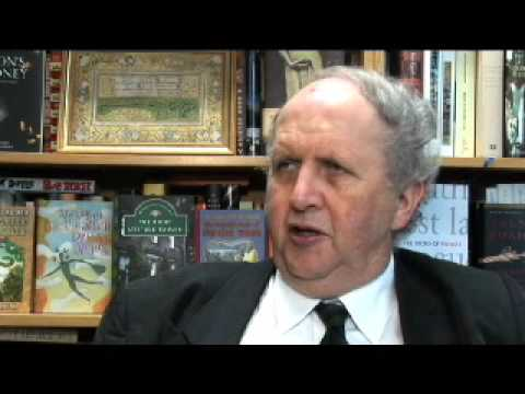 Alexander McCall Smith on The Good Husband of Zebra D