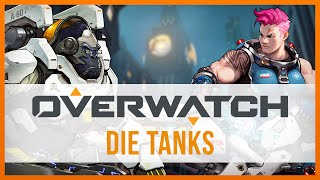 Die Tanks - Ein dummer Overwatch Guide