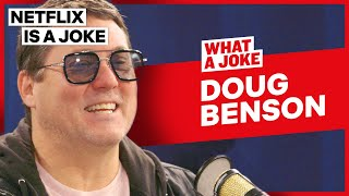 Doug Benson Got High With Snoop Dogg | What A Joke | Netflix Is A Joke
