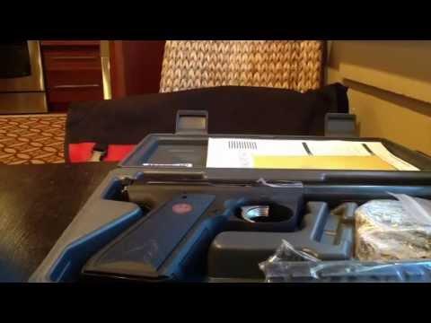 Ruger Mark III 22/45 fix