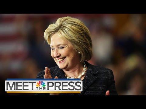 Hillary Clinton Pivots Toward General Election | Meet The Press | NBC News