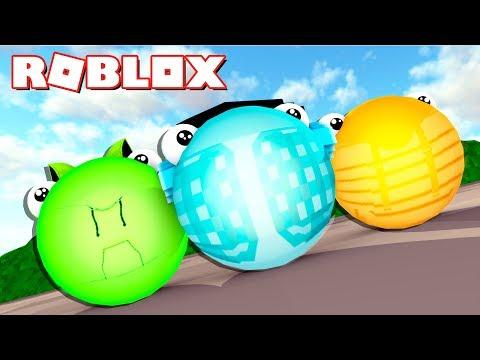 Roblox - AUTHENTIC VIROU UMA BOLA !!