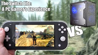 Switch Lite Vs Cheap Gaming PC