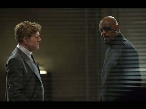 Captain America: The Winter Soldier | Nick Fury Meets Alexander Pierce - Marvel India