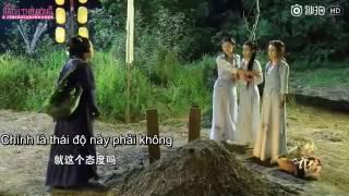 VIETSUB TỔNG HỢP 12 PHÚT HẬU TRƯỜNG SỞ KIỀU  TRUYỆN - Triệu Lệ Dĩnh