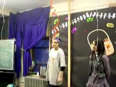 Nefesh Academy Production: Purim Rap by Tova Shaakova